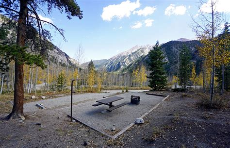 Cottonwood Lake Campground   Outdoor Project