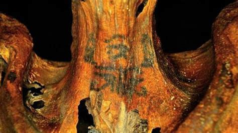 Mystery of 3,000-year-old Egyptian mummy with 'magical