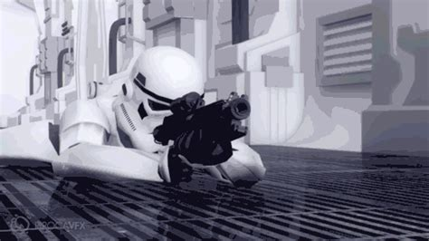 Great Animated Storm Troopers Gifs - Best Animations
