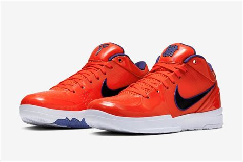"""""""Suns"""" Undefeated x Nike Kobe 4 Protro: Official Images"""