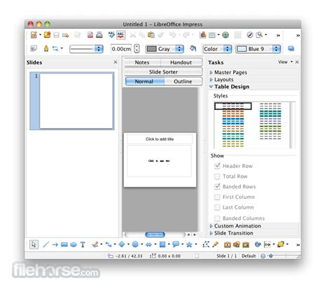 LibreOffice for Mac - Download Free (2019 Latest Version)