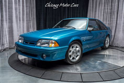 1993 Ford Mustang SVT Cobra Coupe EXCELLENT CONDITION