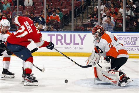Flyers Lose Fourth Straight Game In Loss To Panthers