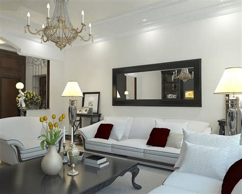 Mirror Behind Couch Ideas, Pictures, Remodel and Decor