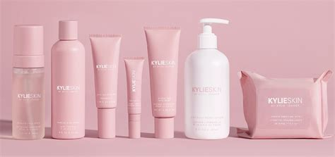 Kylie Jenner's Skin collection launches in Europe
