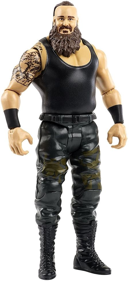 Braun Strowman Action Figure With Car - Action Figure
