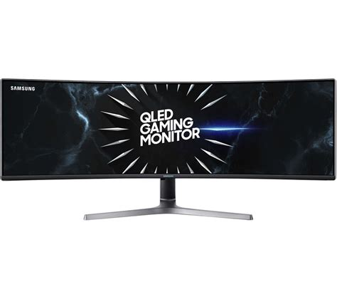 """Buy SAMSUNG LC49RG90SSUXEN Quad HD 49"""" Curved LED Gaming"""