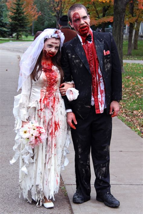 40 Ridiculously Real Zombie Costume Ideas - Bored Art