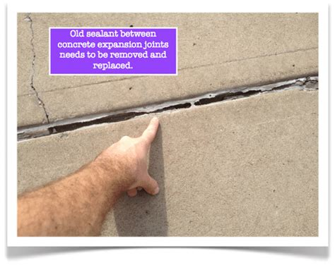 Concrete Expansion Joints: Keep them Watertight and Crack