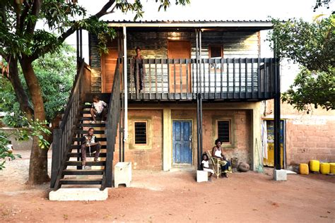 Low-cost housing project harnesses existing infrastructure