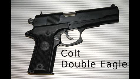 Colt Double Eagle Soft Air Review - YouTube
