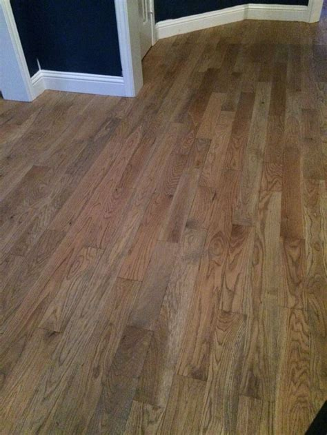 my entry floors! Duraseal Weathered Oak!   Designing My