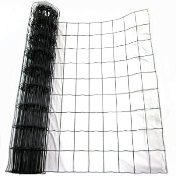 Marko Fencing 6FT x 3FT Green PVC Coated Wire Mesh Panels