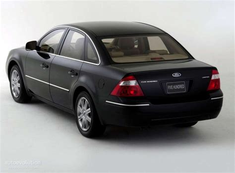 FORD Five Hundred specs & photos - 2004, 2005, 2006, 2007
