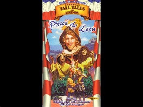 Shelley Duvall's American Tall Tales & Legends - Ponce De
