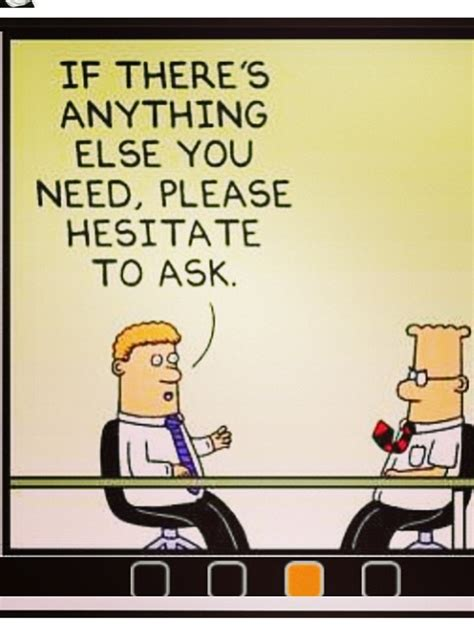 Dilbert Famous Quotes