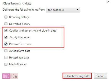 How to Clear Cache and Cookies in Google Chrome? (with
