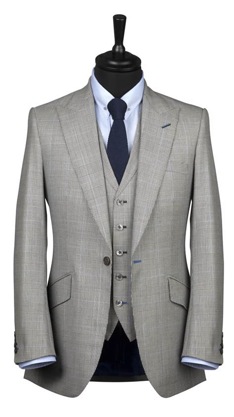 A gallery of our tailor made suits