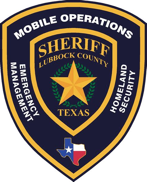 Emergency Management – Lubbock County Sheriff's Office