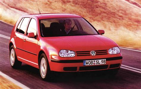 Europe 2000: VW Golf and Fiat Punto in the lead – Best