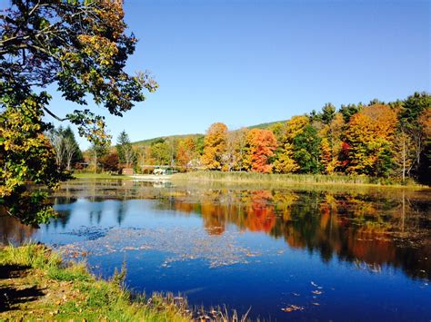 Fall Foliage, the Arts, and Vegan Dining in the Berkshires