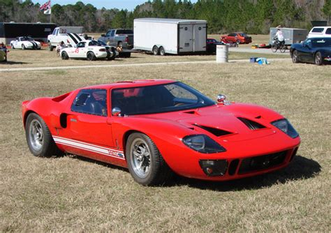 Factory Five Ford GT 40 Kit Car | The gentleman who owns