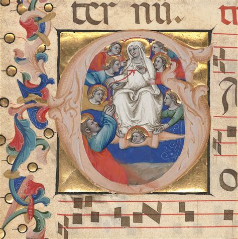 Reconstructing a Masterpiece of Choir Book Illumination by