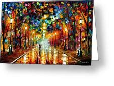 Farewell To Anger - PALETTE KNIFE Oil Painting On Canvas