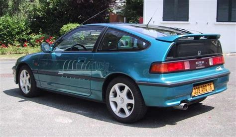 Honda CRX 1992: Review, Amazing Pictures and Images – Look