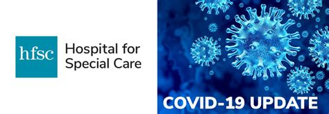 Coronavirus/COVID-19 Safety Tips | Hospital for Special Care