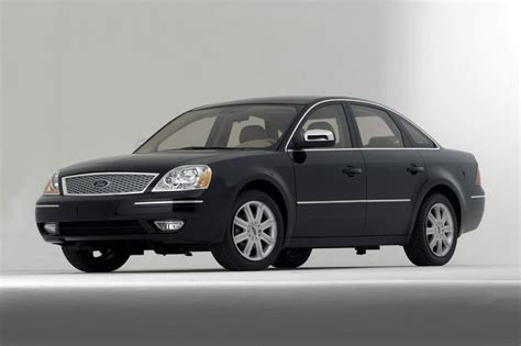 2005-07 Ford Five Hundred | Consumer Guide Auto