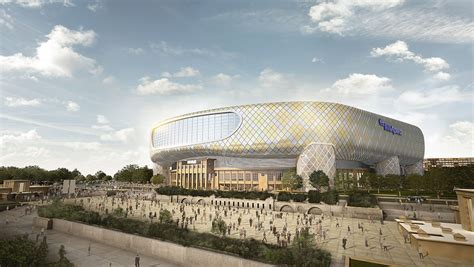 VINCI signs the contract for the Dynamo Moscow stadium in
