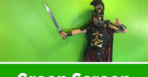 Kidfrugal: 5 Creative Uses for a Green Screen in Children