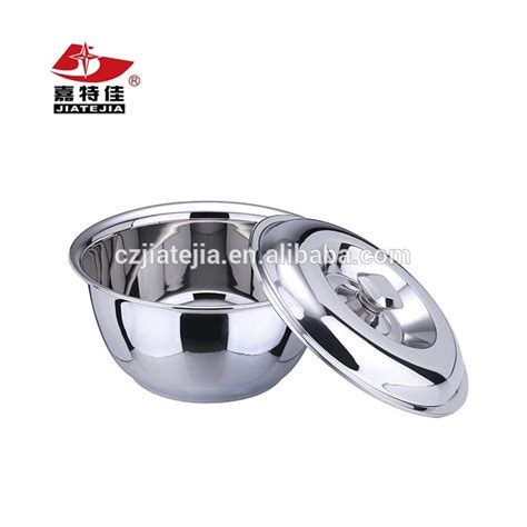Factory Price Wholesale Kitchenware Stainless Steel Deep