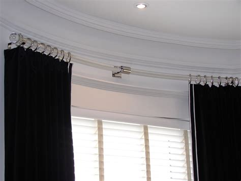 Using And Fitting Bendable Curtain Rod — Randolph Indoor