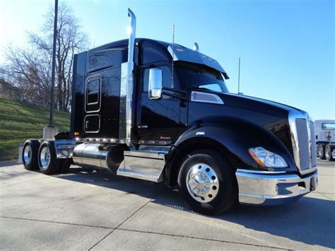 Our featured truck is a NEW 2018 Kenworth T680, 76