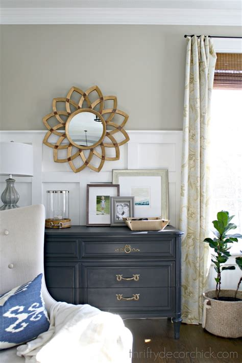 When in doubt, add some circles! from Thrifty Decor Chick