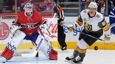 Golden Knights at Canadiens preview | NHL