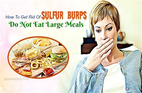 25 Science-Based Tips How To Get Rid Of Sulfur Burps Instantly