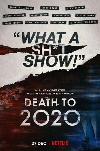 Death To 2020 (2020) Full Movie Play & Download | Streetot