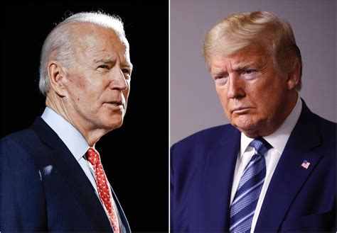 Biden Entering Oval Office With High Marks as Trump Leaves
