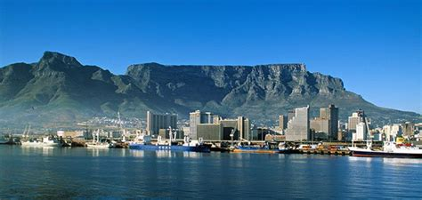 Take in South Africa From Table Mountain National Park