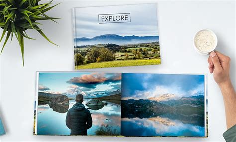 Up to 84% Off Custom Softcover or Hardcover Photobook