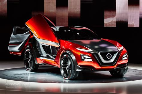 Nissan Juke e-Power Concept to Debut at 2017 Tokyo Auto