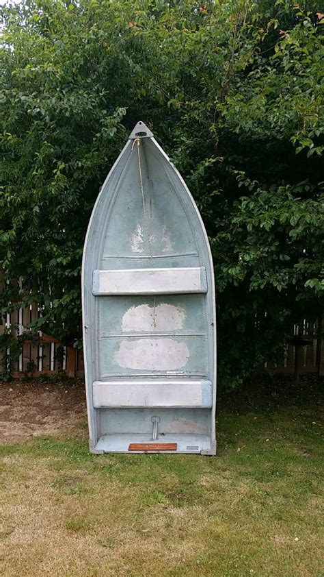 10 foot Smoker Craft aluminum boat $400 for Sale in