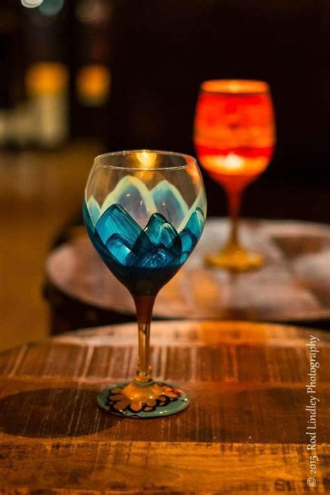 Wine Glass Painting- Sip & Paint at The Art of Wine Dallas!