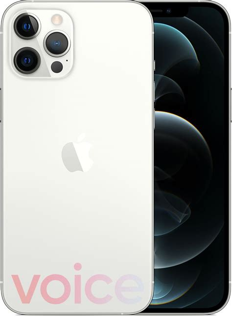 iPhone 12 Pro Max Leaked in Graphite, Silver, Gold, Blue