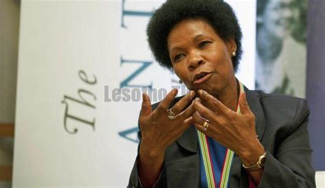 Why Thabane stopped Justice Mokgoro appointment - Lesotho