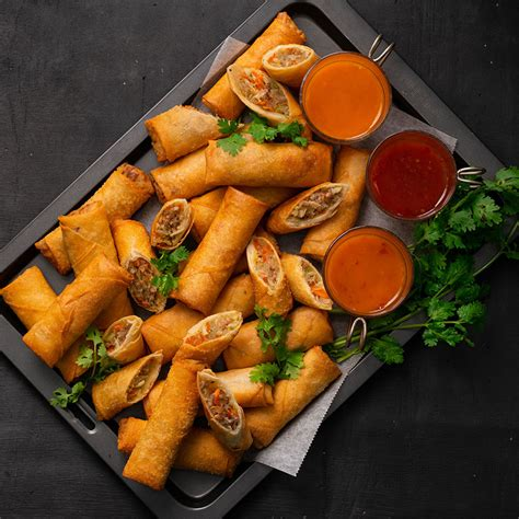 Traditional Thai Spring Rolls - Marion's Kitchen