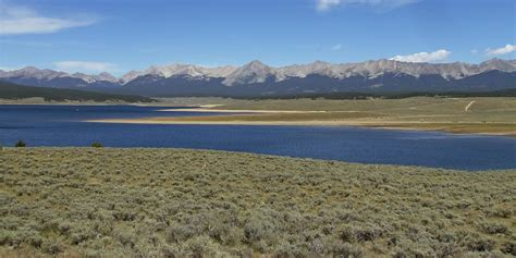 Taylor Park Reservoir – Almont, CO   Boating, Camping